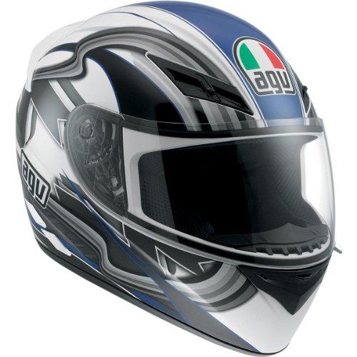 Suomy Sketch Apex Streetbike Racing Motorcycle Helmet- Large