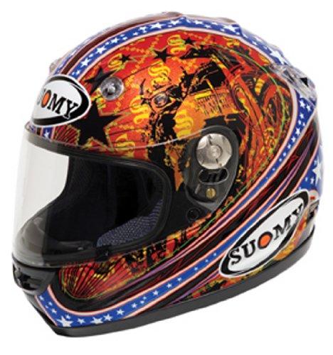 Suomy Vandal 155 Helmet (multi-colored, X-small)