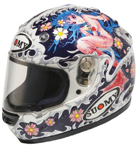 Suomy Vandal Full Face Helmet (dream, X-small)