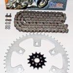 Honda 2010-2014 CRF250R CZ DZO O Ring Chain And Sprocket 1452 120L