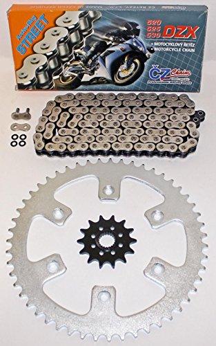Honda 2010-2014 CRF250R CZ DZX X Ring Chain Sprocket 1348 120L