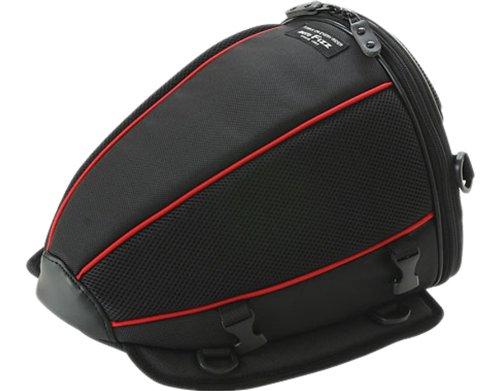 TANAX MOTOFIZZ Cowl Bag Red MFK-110 Motorcycle Seat Bag