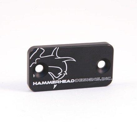 Clutch Reservoir Cover - Hammerhead Designs - BLACK - KTM 65 SX 85-105 SX 125-300 SXXCEXC