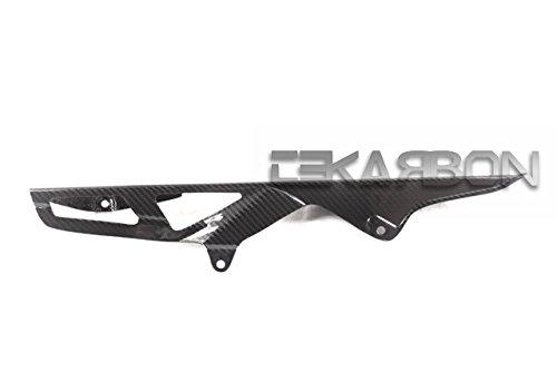 2007 - 2015 Suzuki GSXR 1000 Carbon Fiber Chain Guard - Twill