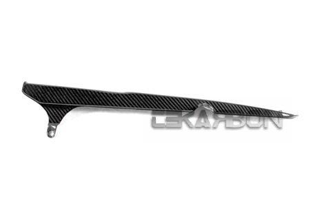 2008 - 2011 Honda CBR1000RR Carbon Fiber Chain Guard - Twill