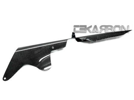 2011 - 2016 Kawasaki ZX10R Carbon Fiber Chain Guard