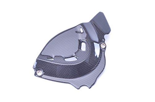 Bestem CBDU-1299-SPC Carbon Fiber Chain Sprocket Cover Guard for Ducati 1299 Panigale 2015 - 2016 1 Pack