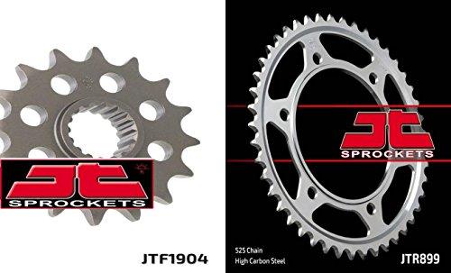 Front Rear Sproket Kit for KTM 1050 Adventure 15 JT Sprockets