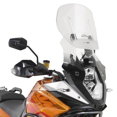 Givi AF7703 Airflow Adjustable Wind Screen for KTM 1190 Adventure  R