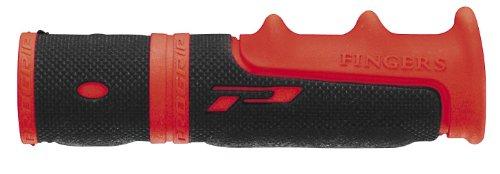 Pro Grip 964 EVO Grips - BlackRed  Color Red 964EVO-RDBK