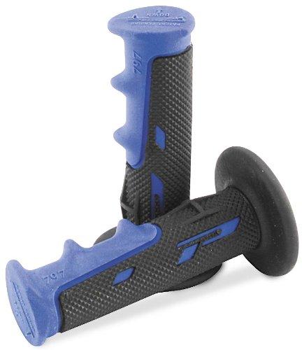 Pro Grip Cross Grips Model 797 Blue Black