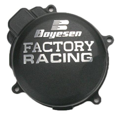 Boyesen SC-33B Black Factory Racing Ignition Cover