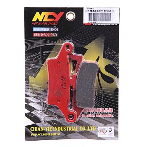 NCY Racing Brake Pads Front Zuma 125