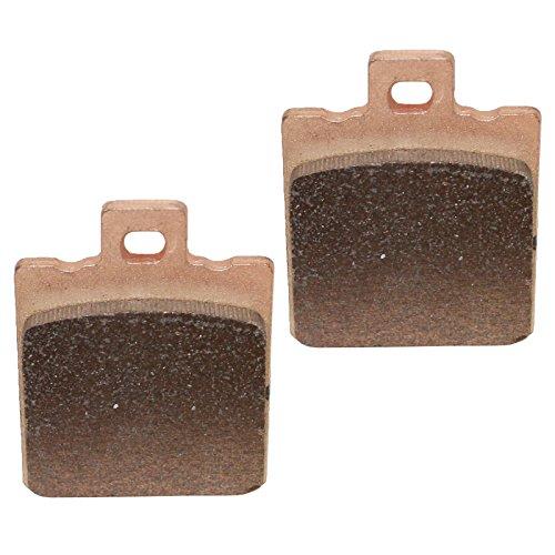 Caltric BRAKE PADS Fits YAMAHA TDR125 TDR-125 TDR125R 1992-1996 REAR SINTERED BRAKE PADS