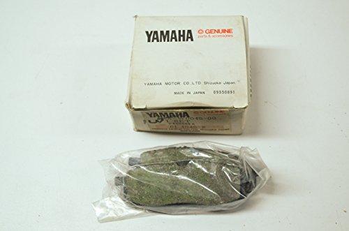 Yamaha BRAKE PAD KITFRNT 1LN-W0045-00-00 QTY 1