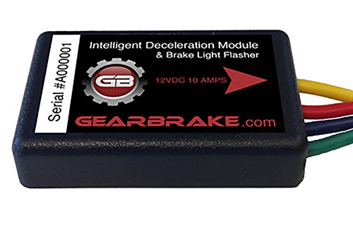 Gear Brake Plug and Play Can-am Smart Brake Light Module - Flashing - GB-1-7-100