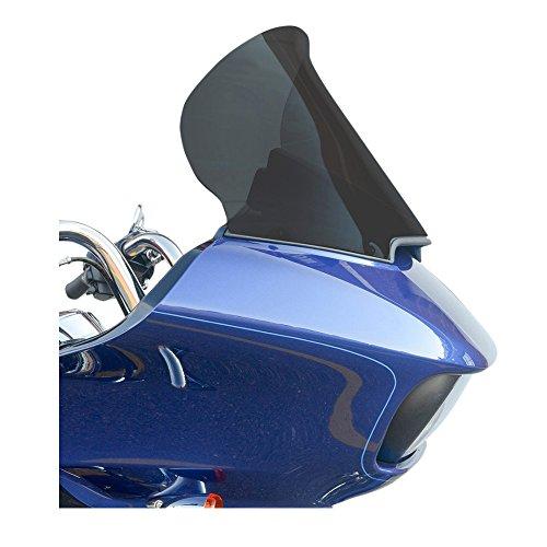 Klock Werks 15 Smoke Pro-Touring Flair Windshield for 2015 Newer Harley-Davidson Road Glide models