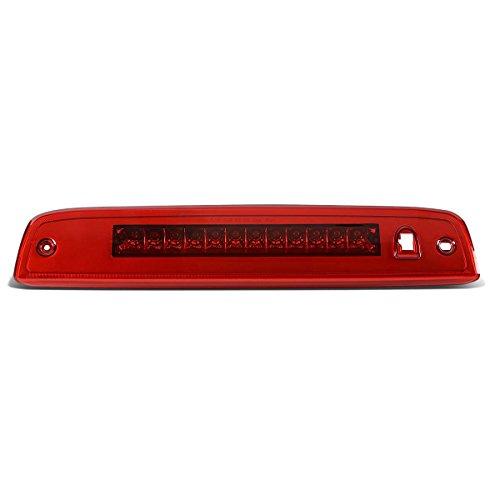 DNA Motoring 3BL-FEXP03-LED-RD Third Brake Light