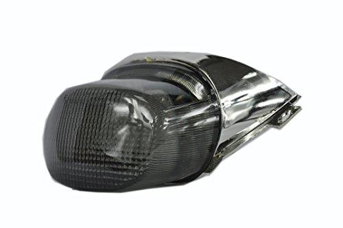 Bright2wheels Suzuki 97-00 GSXR600 96-99 GSXR750 Motorcycle Integrated Smoke LED Taillight for Suzuki 97-00 GSXR 600 96-99 GSXR 75097-98 GSXR 1100