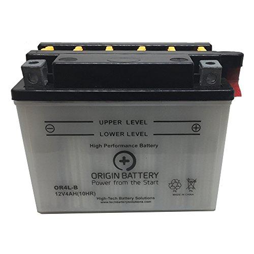 Honda NQ50 Spree Battery Replacement 1984-1985