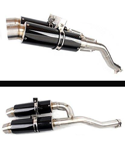 Danmoto EX-00747 Carbon GP Exhaust for Yamaha FZ6
