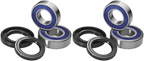 QUADBOSS Front Wheel Bearing Kits for Polaris RZR 4 800 2010-2014