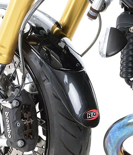 R&G Fender Extender For Honda VFR800FCrossrunner 14-15 CBR1000RR Fireblade ABS 09-16 Carbon Look