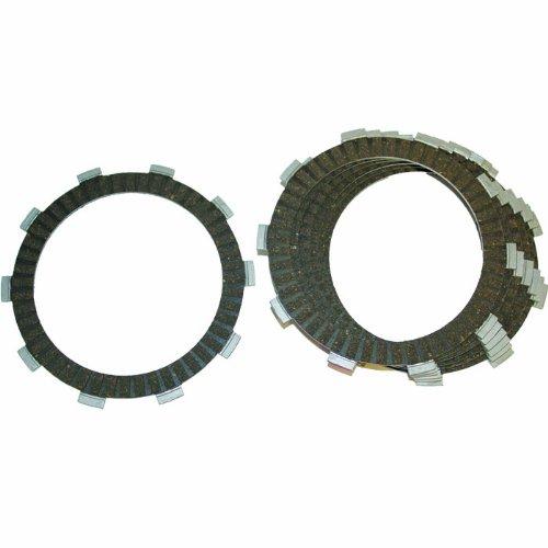 Caltric CLUTCH FRICTION PLATE Fits HONDA CBR600F4 CBR-600F4 CBR600 F4 Super Sport 1999 2000 7-PLATES
