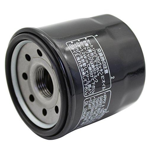 Cyleto Oil Filter for HONDA CBR600F4 CBR 600 F4I 2001-2006  CBR600F 2001-2007 2011 2012