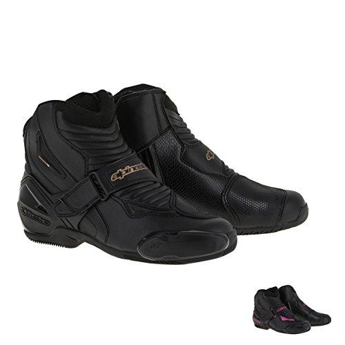 Alpinestars SMX-1R Womens Street Motorcycle Boots - BlackGold  39