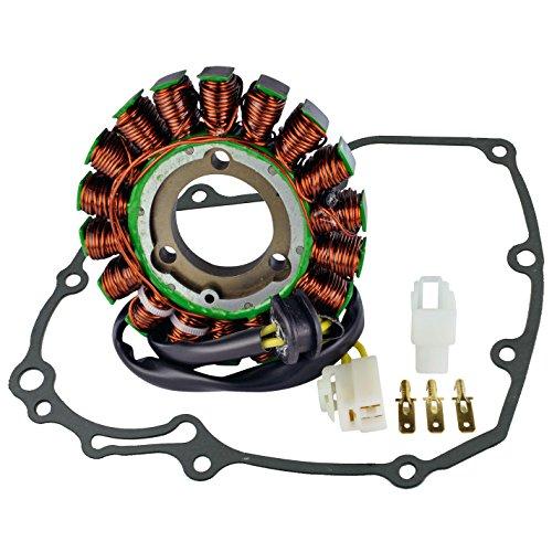 Generator Stator  Stator Cover Gasket For Suzuki GSXR 600 750 2006 2007 2008 2009 2010 2011 2012 2013 2014 2015 2016 OEM Repl 31401-01H00 31401-01H10 31401-01H20