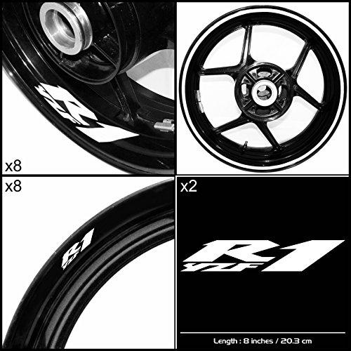 Yamaha R1 Symbols