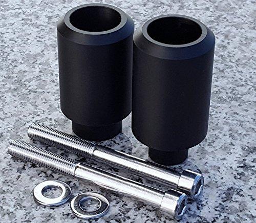 i5 Black Frame Sliders for Honda CBR600 CBR 600 F4 F4i 1999-2006