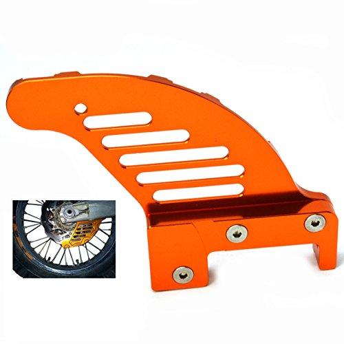 Rear Brake Disc Guard Protector For KTM XCW200 250 300 450 XCF250 300 450 505 XCFW250 300 MXC150 300 450 EXCR250 450 XCRW450Orange