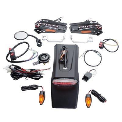 Tusk Motorcycle Enduro Lighting Kit with Handguard Turn Signals -Fits KTM 250 XC-F 2011-2016