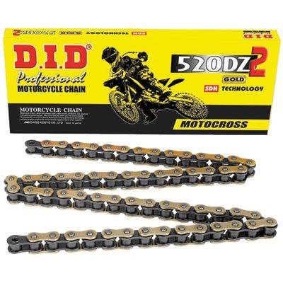 DID 520DZ 2 Gold Chain 520x120 for KTM 625 SMC 2004-2006