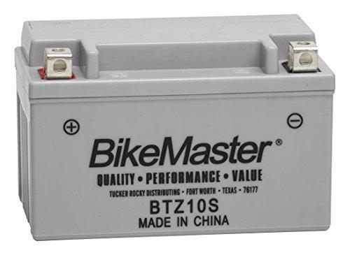 New BikeMaster High-Performance Maintenance Free Motorcycle Battery - 2003-2009 KTM 625 SMC