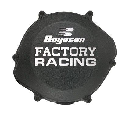 Boyesen Clutch Cover Black for Honda CRF450R 2009-2016