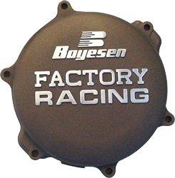 Boyesen Clutch Cover Magnesium for Suzuki RM250 96-08