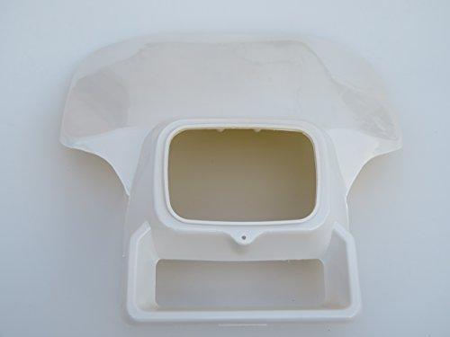 Honda Xr250 Xr350 Xr500 Xr600 Xr 250 350 500 600 Headlight cover