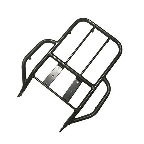 Rear Seat Rack Luggage Shelf Holder Rack Stock For Honda XR250 XR400 Black