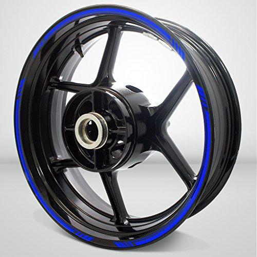 Gloss Blue Line Outer Rim Liner Stripe for Honda NC 700X