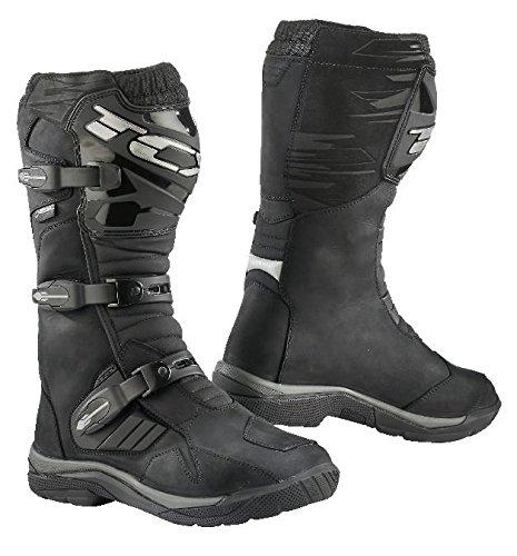 TCX Baja GoreTex Adventure Motorcycle Boots Black EU44US10 More Size Options