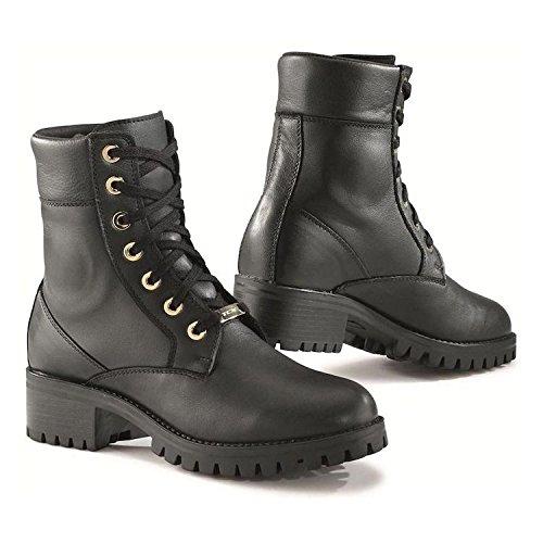 TCX Lady Smoke Waterproof Black 39 Boots More Size Options