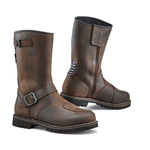 TCX Mens Fuel Waterproof Vintage Brown Boots 10