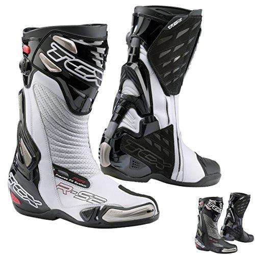 TCX R-S2 EVO Boots - 10 US  44 EuroWhiteBlack