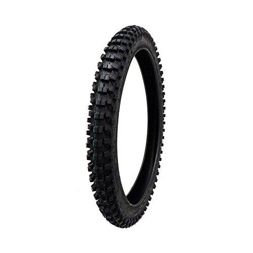 Dirt Bike Tire 80100-21 Model P153 Front or Rear Off-Road Fits on Honda XR200R 89-93 CRF230F 03-10 CRF230L 08-10 CRF250X 04-09
