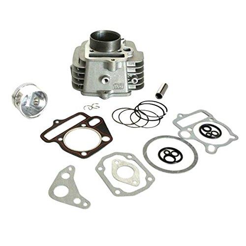 JRL CylinderPiston Gasket Rebuilt Kit Fit LIFAN Engine 125cc Pit Dirt Bike 524mm