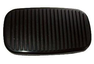 SUZUKI INTRUDER 800 1500 BOULEVARD C50 C90 OEM REAR FOOT BRAKE PEDAL RUBBER 43151-10F00