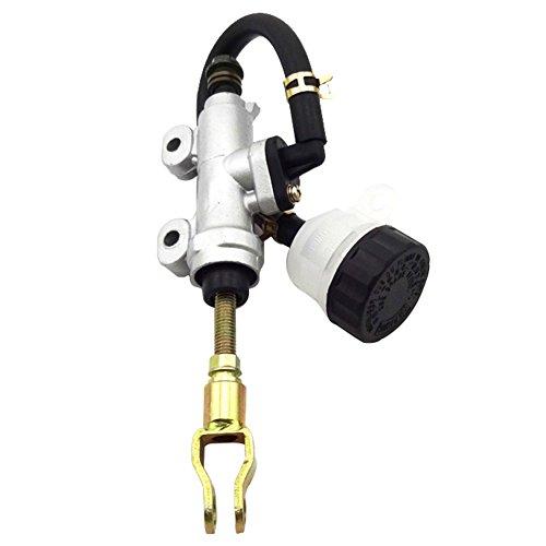 TC-Motor ATV Rear Foot Brake Master Cylinder Pump With Reservoir For Chinese Quad 4 Wheeler 50cc 70cc 90cc 110cc 125cc 150cc 200cc 250cc